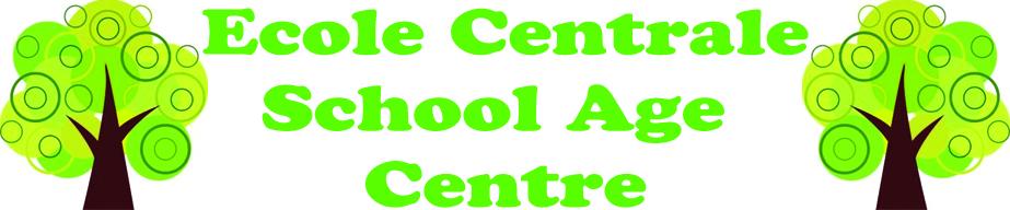 Ecole Centrale School Age Centre